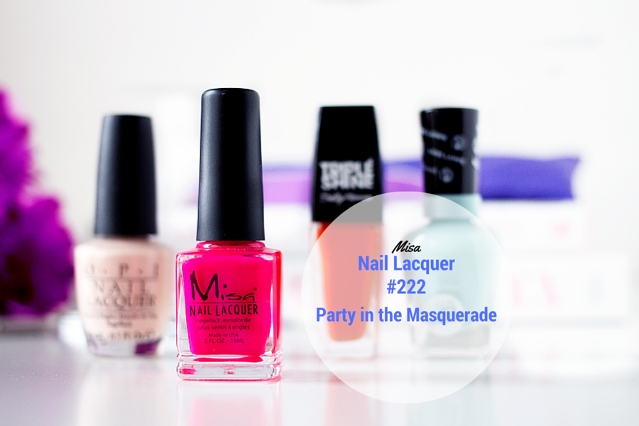 Summer-Nail-Color-Misa-Party Masquerade