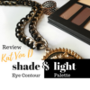 Review: Kat Von D Light & Shade Contour Palette
