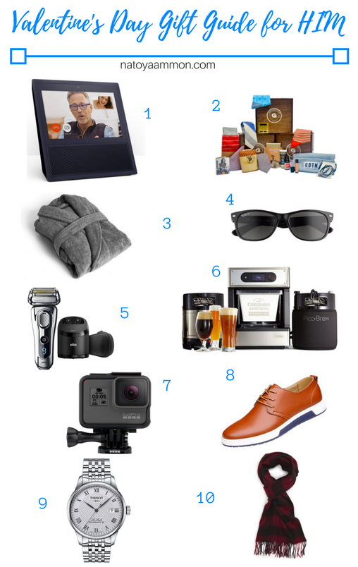 Valentine's Day Gift Ideas for Him